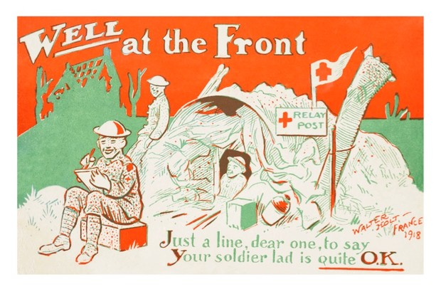 10 ways Christmas was celebrated during the First World War