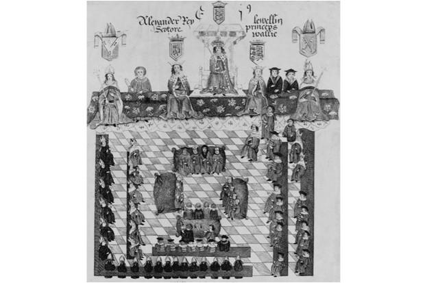 Bleddyn ap Cynfyn: the first Prince of Wales?