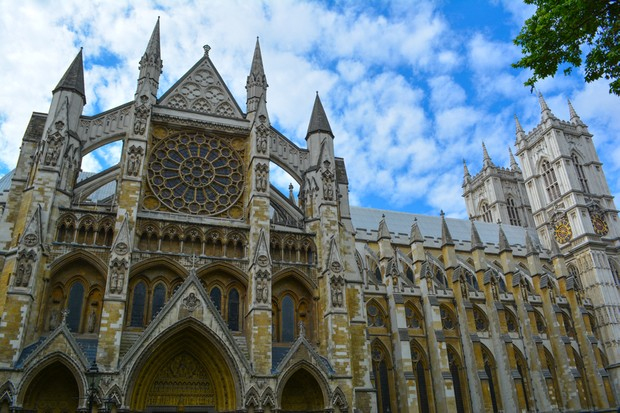 Westminster Abbey. (Photo by Geowynn Teoh/Dreamstime.com)