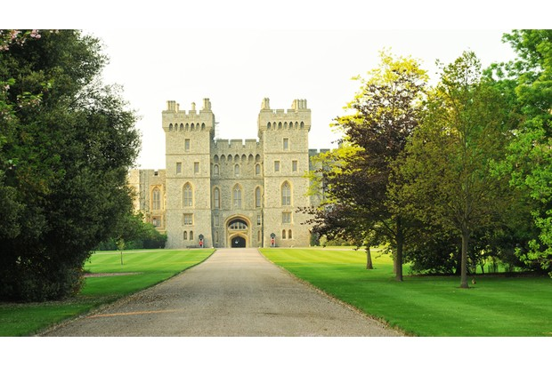 The chapel at Windsor Castle, where Henry VIII is buried. (© Lucian Milasan/Dreamstime.com)
