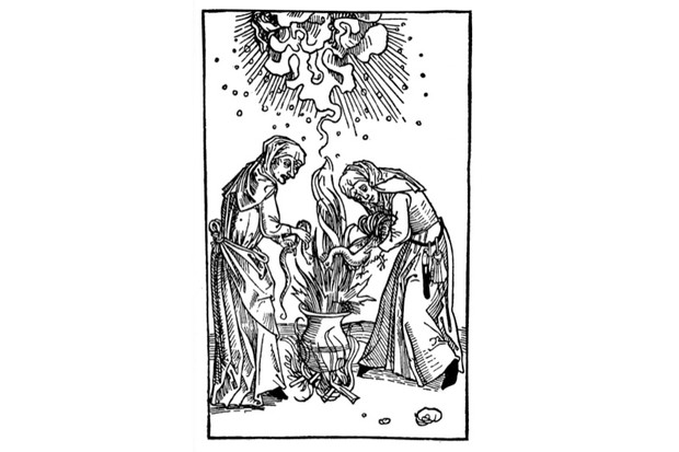 A brief history of medieval magic