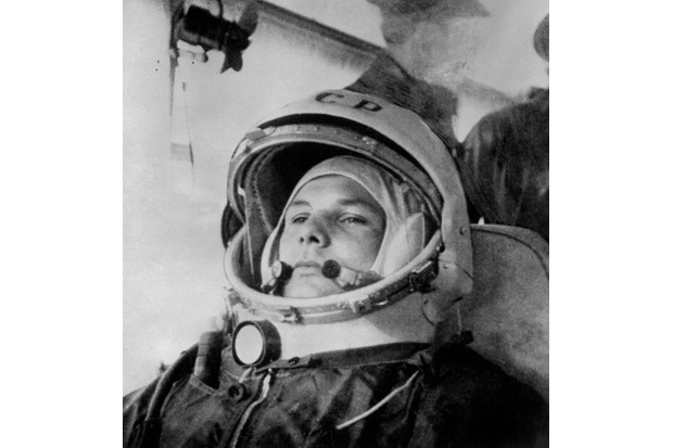 Yuri Gagarin, 12 April 1961