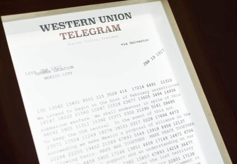 The Zimmermann telegram: the telegram that brought America into the First World War