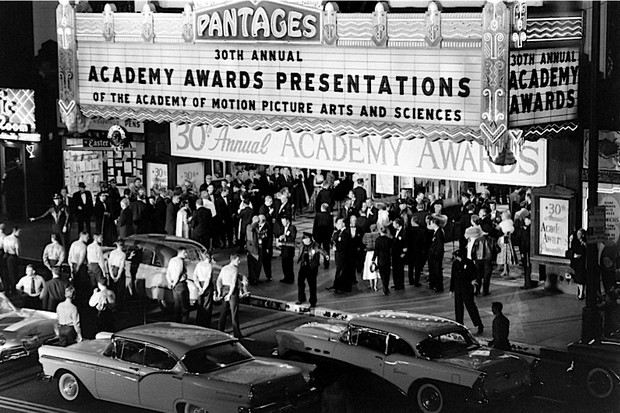 The 30th Annual Academy Awards, Los Angeles, 1958. (Ralph Crane/The LIFE Picture Collection/Getty Images)