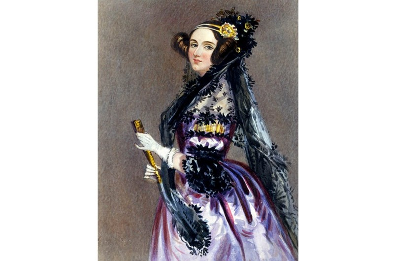 "Ada Lovelace ""had a unique and farsighted insight into the potential of computers,"" says James Essinger. (Photo by Getty Images)"