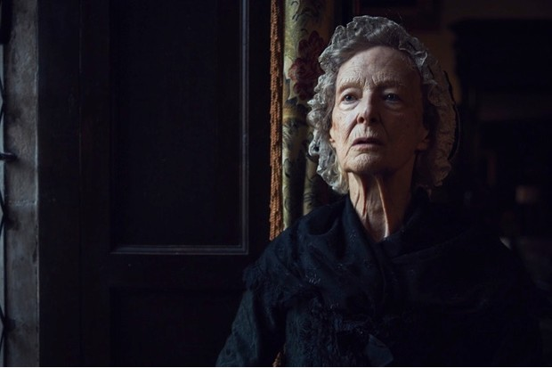 'Poldark' character Aunt Agatha draws our attention to the often-ignored figure of the 18th-century spinster, says Hannah Greig. (Image credit: BBC/Mammoth Screen/Robert Viglasky)