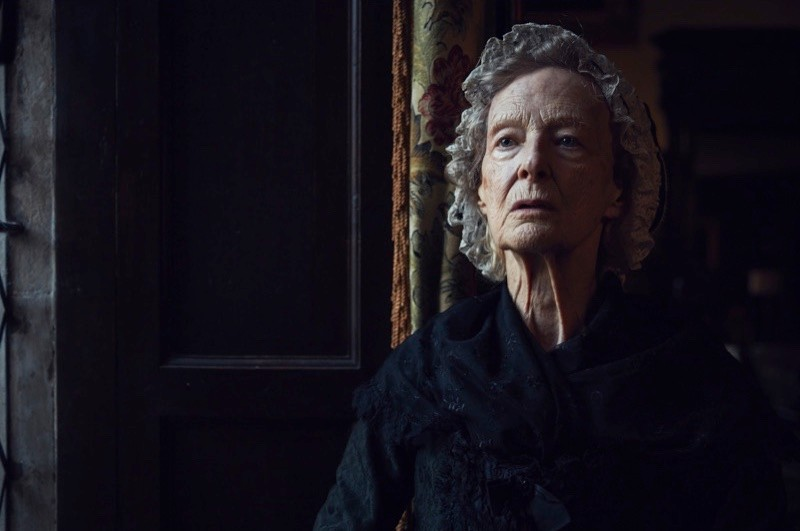 'Poldark' character Aunt Agatha (left) draws our attention to the often-ignored figure of the 18th-century spinster, says Hannah Greig.(Image credit: BBC/Mammoth Screen/Robert Viglasky)