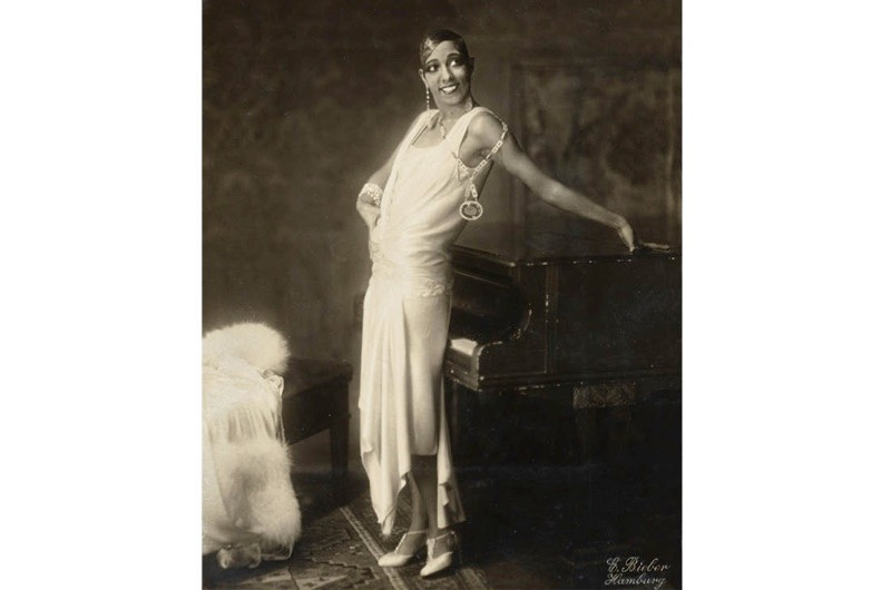 Josephine Baker, an unconventional entertainer who led an extraordinary life. (Getty Images)