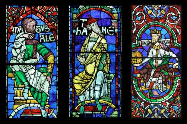 In pictures: medieval stained glass