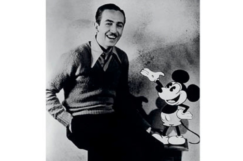 My history hero: Walt Disney (1901-66)