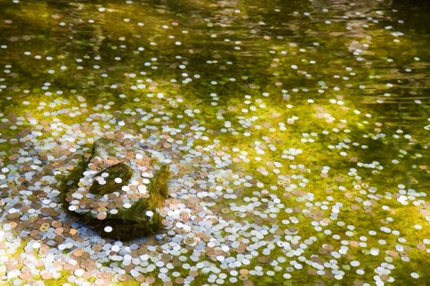 A wishing well in Kyoto, Japan. (Photo by Julian Fletcher/Dreamstime.com)