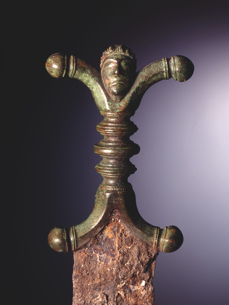 The North Grimstone sword