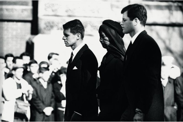 John F Kennedy's funeral