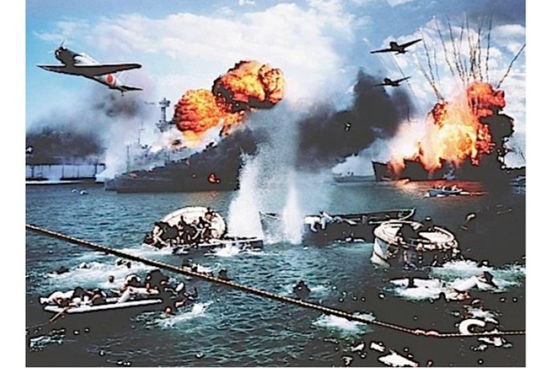 Decisive battle pacific game