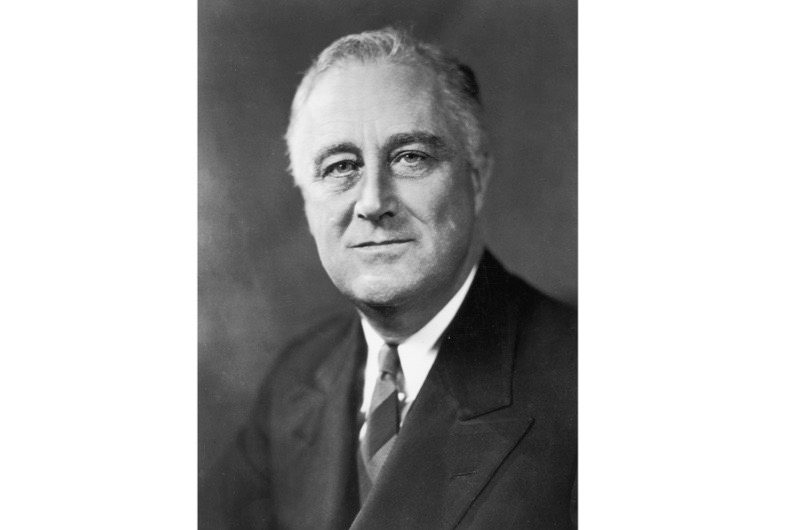 The presidency of franklin roosevelt