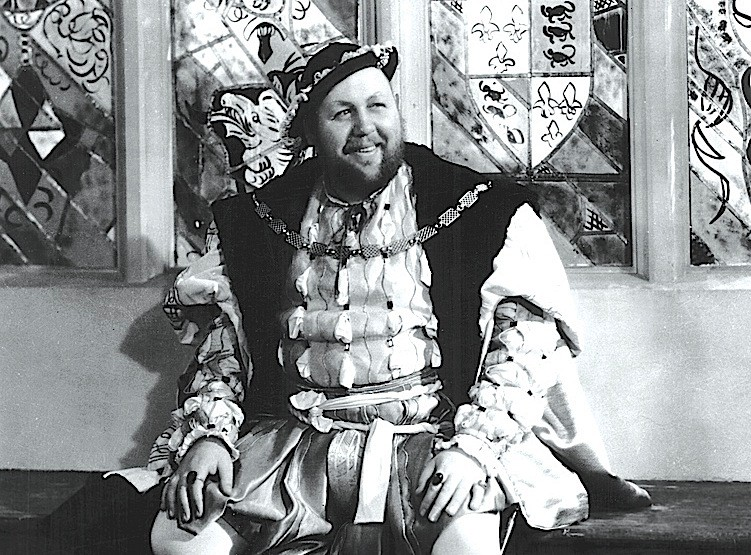 No Merchandising. Editorial Use Only Mandatory Credit: Photo by Everett Collection / Rex Features ( 599289z ) PRIVATE LIFE OF HENRY VIII, THE, Charles Laughton, 1933 Various - 1930s