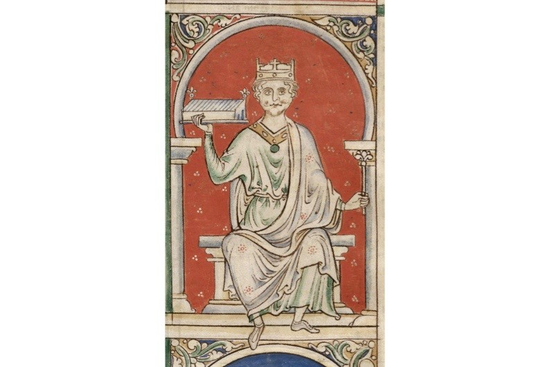 King William II is often overshadowed by his Norman father, William the Conqueror. (Photo by Fine Art Images/Heritage Images/Getty Images)