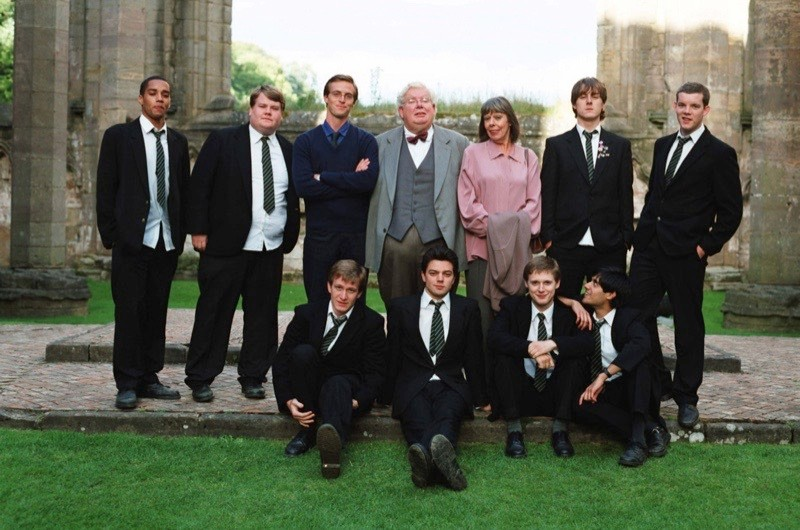 BKP66C THE HISTORY BOYS (2006) RICHARD GRIFFITHS HBOY 001-02