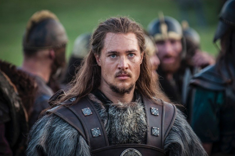 Programme Name: The Last Kingdom - TX: 10/12/2015 - Episode: n/a (No. 8) - Picture Shows:  Uhtred (ALEXANDER DREYMON) - (C) Carnival Films 2015 - Photographer: Kata Vermes
