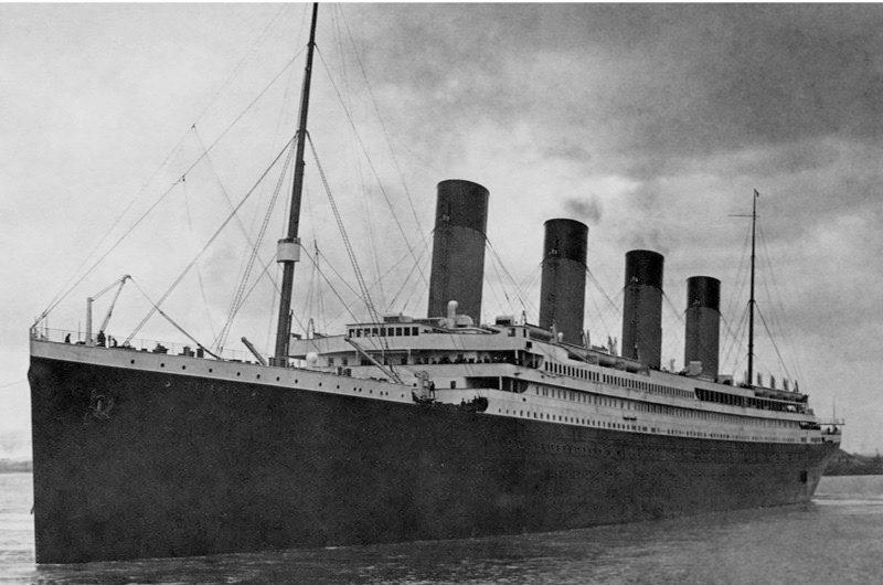 titanic movie essay