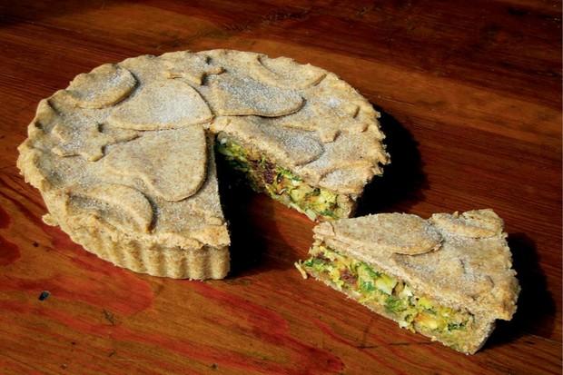 Tudor pie.