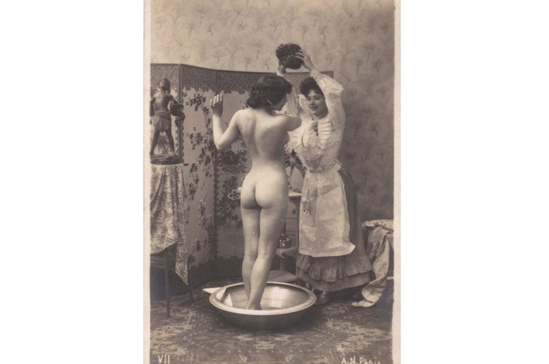 In pictures: erotic postcards of the early 20th century