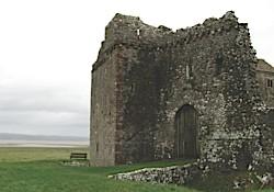 Weobley Castle Swansea History Extra