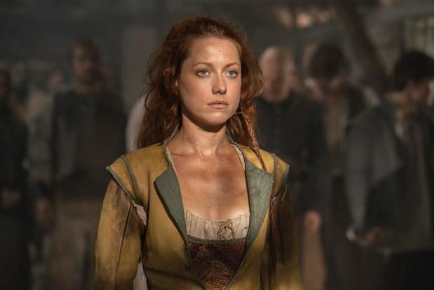 Niamh Walsh as Verity Bridges in Jamestown