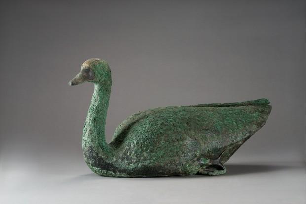 Bronze goose. (© Mr. Ziyu Qiu)