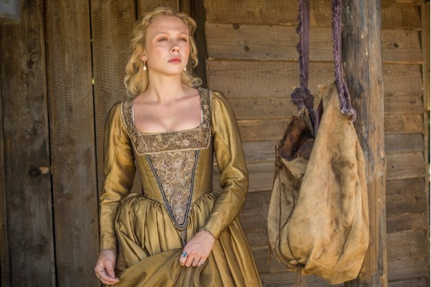 Naomi Battrick as Jocelyn Woodbryg in Jamestown