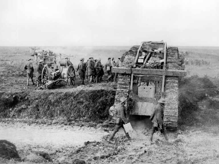 5 tanks that changed the course of the First World War