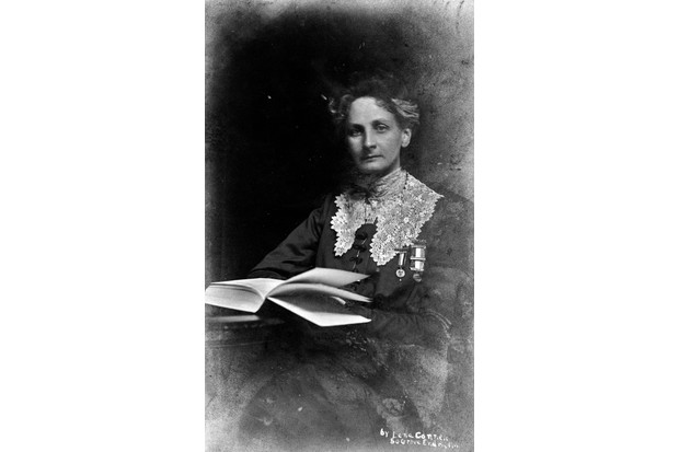 Suffragette Lady Constance Lytton