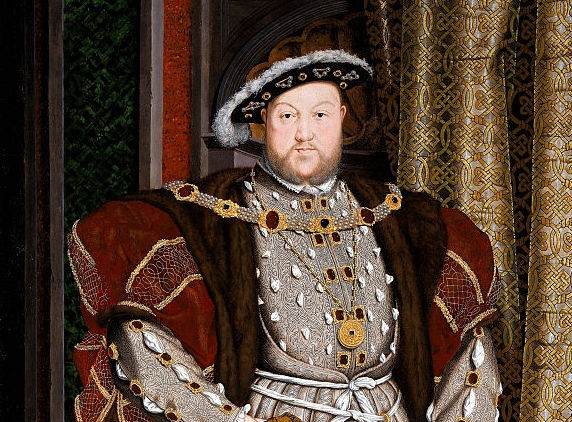 Holbein's portrait of Henry VIII