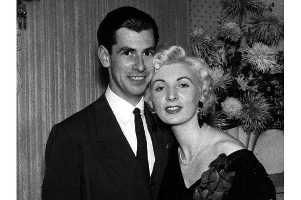 David Blakely and Ruth Ellis