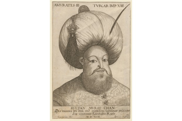 Murad III (1546-1595), sultan of the Ottoman Empire. (Fine Art Images/Heritage Images/Getty Images)