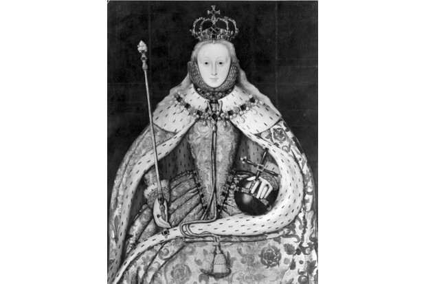 Elizabeth I (1533 - 1603), queen of England and Ireland (1558 - 1603). (Hulton Archive/Getty Images)