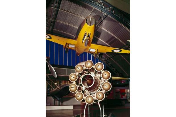 The Whittle W.1 Jet Engine