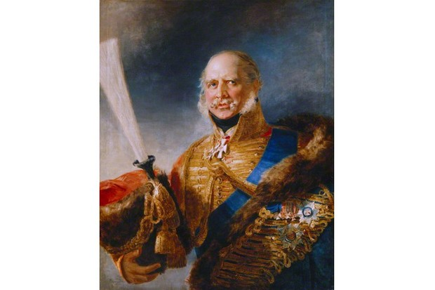 Prince Ernest Augustus, the Duke of Cumberland and fifth son of King George III