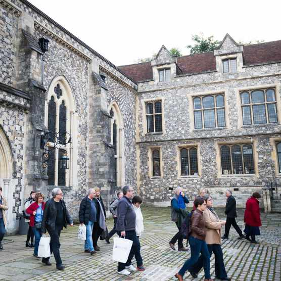 Winchester History Weekend 2017.