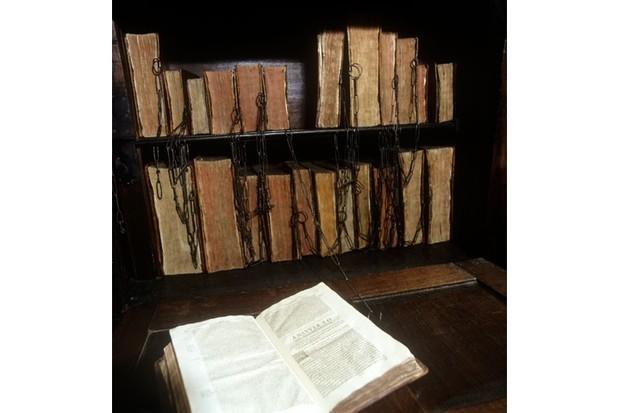 Chetham library