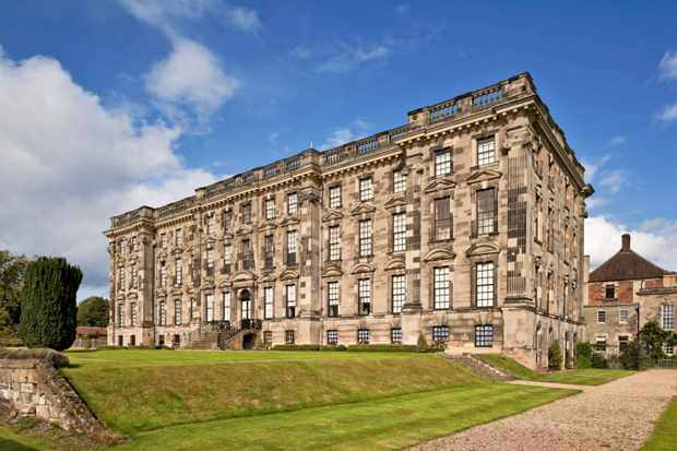 Stoneleigh Abbey in Warwickshire. (Photo by Archimage/Alamy Stock Photo)
