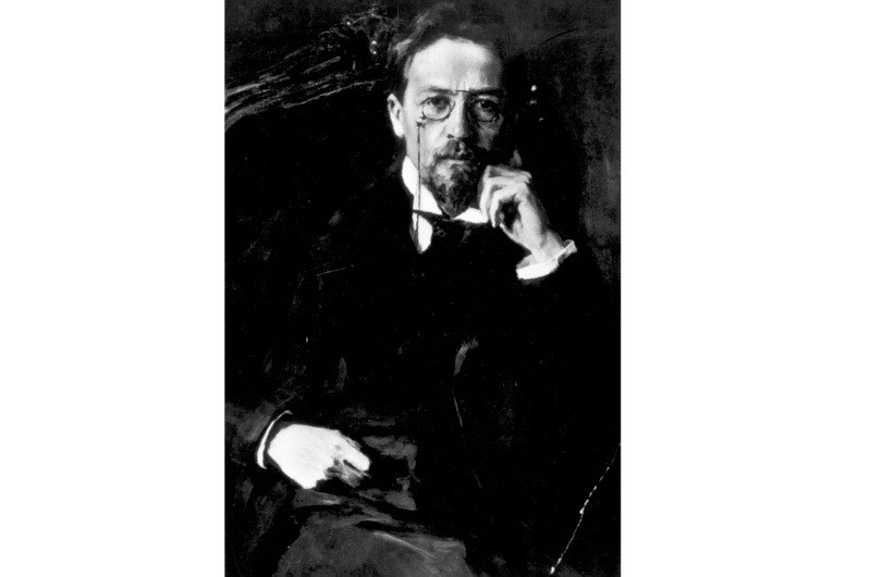 Anton Chekhov (1860–1904), pictured here c1895, is one of the most important figures in modern Russian literature. (Photo by Hulton Archive/Getty Images)