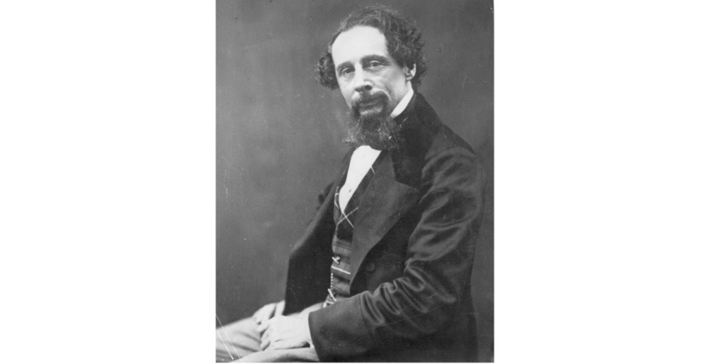 English novelist Charles Dickens c1860. (Photo by London Stereoscopic Company/Getty Images)