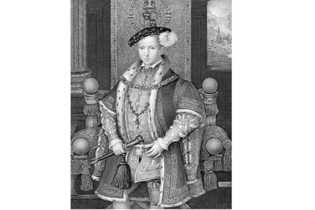 A portrait of Edward VI. The young monarch's support for a trade venture through the North-East Passage laid the foundations for the Elizabethan age of exploration. (Photo by GeorgiosArt/Getty Images)