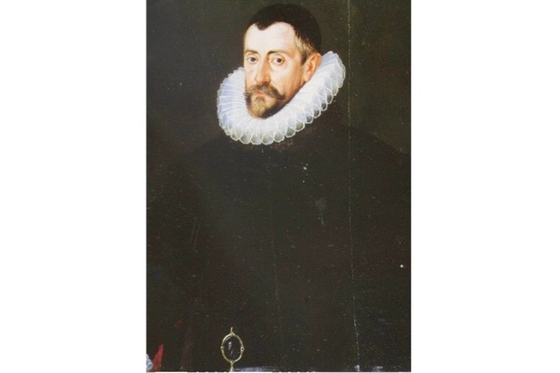 A portrait of Sir Francis Walsingham, Elizabeth I's 'spymaster'. (Photo by Photo 12/UIG via Getty Images)