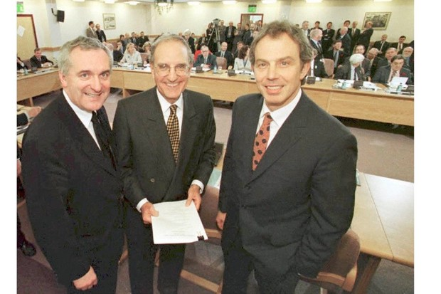 The Good Friday Agreement 1998 Explained What Was The Deal Why Was