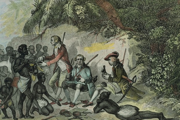 Trouble in paradise: how the arrival of Europeans rocked the native cultures of Tahiti and Australia