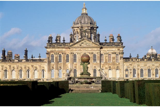 Castle Howard in Yorkshire. (Photo by DeAgostini/Getty Images)
