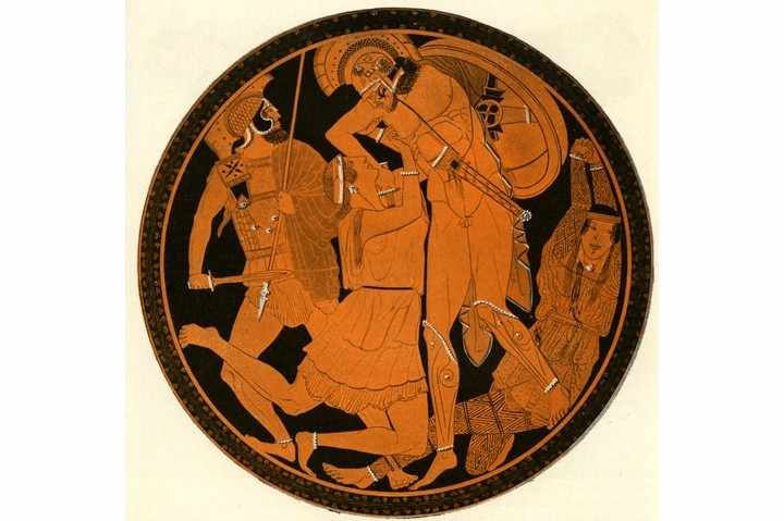 Accounts of the Trojan War ascribed to Homer were the most revered chronicles in the Ancient Greek historical canon – but, Paul Cartledge suggests, they may be entirely fictional. (Photo by Culture Club/Getty Images)