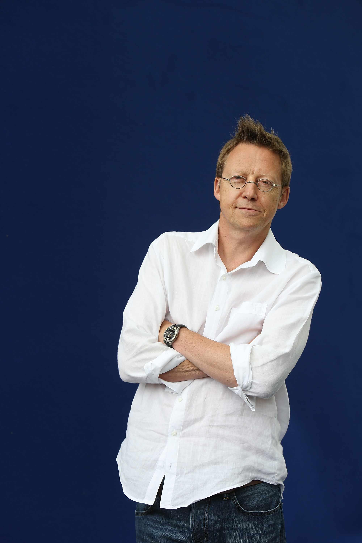 Broadcaster Simon Mayo